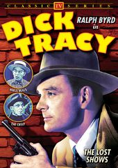 "Dick Tracy: The Lost Shows, Volume 01 - 11"" x 17"""