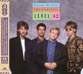 Lessons in Love: The Essential Level 42 (3-CD)