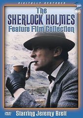 Sherlock Holmes - Feature Film Collection (Master
