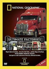 National Geographic - Ultimate Factories (2-DVD)