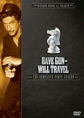 Have Gun - Will Travel - Season 1 (6-DVD)