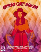 Stray Cat Rock: The Collection (Blu-ray + DVD)