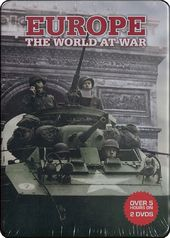 Europe: The World at War [Tin Case] (2-DVD)