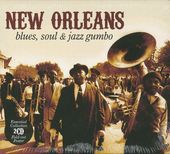 New Orleans Blues Soul & Jazz Gumbo [Import]