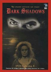 Dark Shadows - Collection 8 (4-DVD)