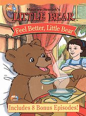 Little Bear - Feel Better, Little Bear