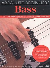 Absolute Beginners - Bass Guitar