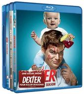 Dexter - Seasons 1-4 (12-Disc) (Blu-ray)