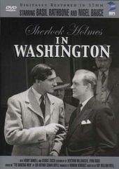 Sherlock Holmes in Washington (Digitally Restored)