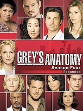 Grey's Anatomy - Season 4 (5-DVD)