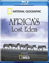National Geographic: Africa's Lost Eden (Blu-ray)