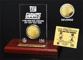 Football - New York Giants - 4x Super Bowl Champs