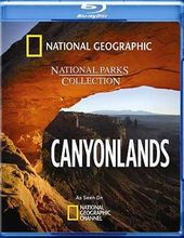 National Geographic: Canyonlands (Blu-ray)