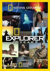 National Geographic Explorer: 25 Years