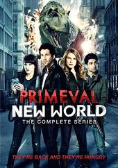 Primeval: New World - Complete Series (3-DVD)