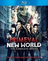 Primeval: New World - Complete Series (Blu-ray)