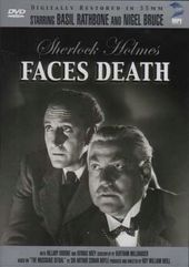 Sherlock Holmes Faces Death (Digitally Restored)