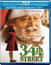 Miracle on 34th Street (Blu-ray + DVD)