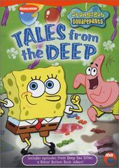 Spongebob Squarepants - Tales from the Deep