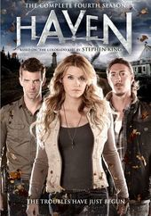 Haven - Complete 4th Season (4-DVD)