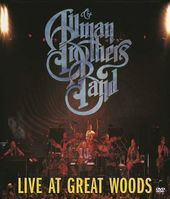 The Allman Brothers Band - Live at Great Woods