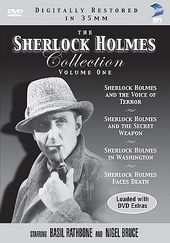 The Sherlock Holmes Collection, Volume 1 (4-DVD,