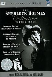 The Sherlock Holmes Collection, Volume 3 (4-DVD)