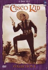Cisco Kid - Collection 4 (4-DVD)