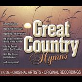 Great Country Hymns (3-CD)