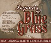 Legends Of Bluegrass [3-CD]