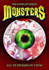 Monsters - Complete Series (9-DVD)