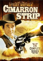 Cimarron Strip - Complete Series (8-DVD)