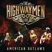 Live: American Outlaws (3-CD + Blu-ray)