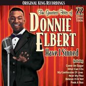 Greatest Hits of Donnie Elbert - Have I Sinned
