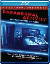 Paranormal Activity (Blu-ray, Includes Digital