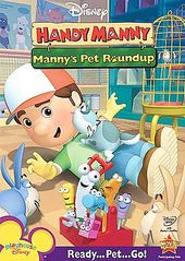 Handy Manny: Manny's Pet Roundup