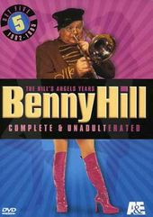 Benny Hill: Complete & Unadulterated - Set 5: