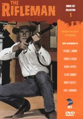 Rifleman - Boxed Set Collection 1 (4-DVD)