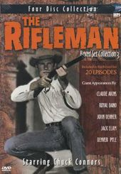 Rifleman - Boxed Set Collection 3 (4-DVD)