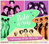 Baby It's You: Girl Groups of the 50s & 60s