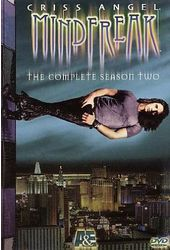 Criss Angel: MindFreak - Complete Season 2 (3-DVD)