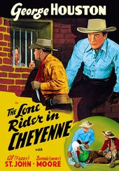 The Lone Rider: The Lone Rider in Cheyenne