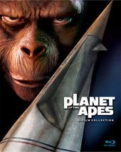 Planet of the Apes: 5-Film Collection (Blu-ray)