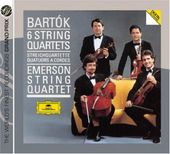 Bartok: The 6 String Quartets (2 CD)