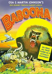 "Baboona - 11"" x 17"" Poster"