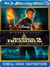 National Treasure 2 : Book of Secrets (Blu-ray)