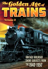 Trains - The Golden Age of Trains, Volume 2 - 11""