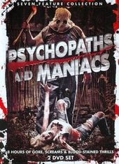 Psychopaths and Maniacs: 7-Film Collection (2-DVD)