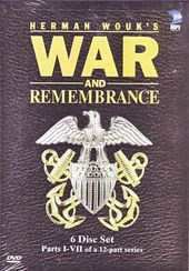 War and Remembrance 1 - Boxed Set (6-DVD)