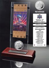 Football - Super Bowl 27 Ticket & Game Coin